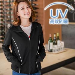 Hi Cool高效抗UV吸濕排汗機能外套(共2色)
