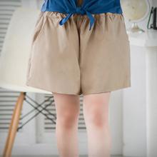 雙面穿寬版卡其褲裙(共3色)