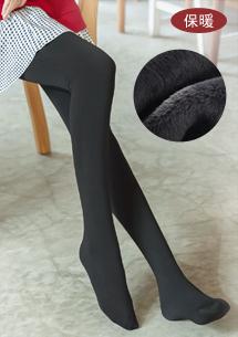 厚鋪毛超保暖彈性褲襪
