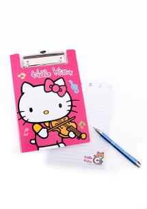 三麗鷗文件夾-附信紙
