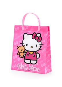 Hello Kitty防水手提袋