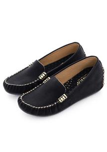 柔軟升級透氣軟墊豆豆鞋