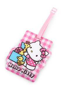 Hello Kitty立體姓名吊牌