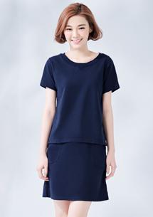 韓風魅力休閒套裝