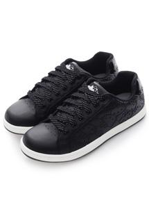 Kitty壓紋休閒鞋