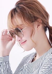 視覺主流雙色太陽眼鏡